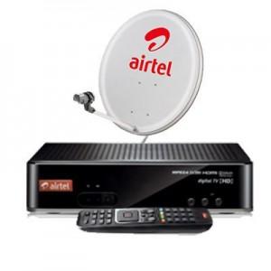 Airtel Set Box