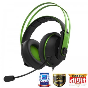ASUS GAMING HEADPHONE - CERBERUS V2 (GREEN)
