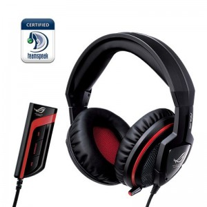 ASUS GAMING HEADPHONE - ORION PRO (BLACK)
