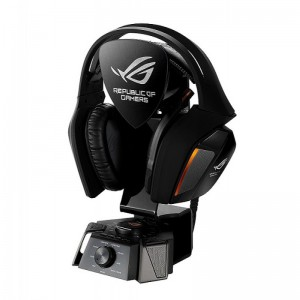 ASUS GAMING HEADPHONE ROG CENTURION TRUE 7.1 WITH USB AUDIO STATION