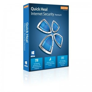QUICK HEAL ANTIVIRUS INTERNET SECURITY 10 USER 1 YEAR