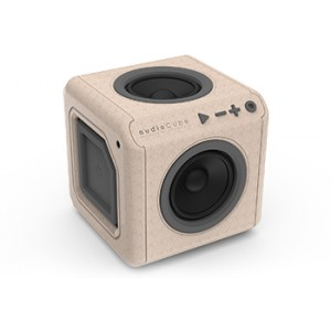 AudioCube |Portable|WOOD edition