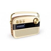 Saregama Carvaan 6 W Bluetooth Home Audio Speaker Hindi Harman Kardon (gold)