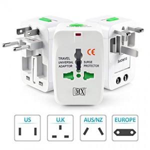 MX Universal Smart Travel Adapter