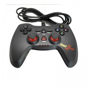 RED GEAR GAMEPAD HIGHLINE PLUS WIRED