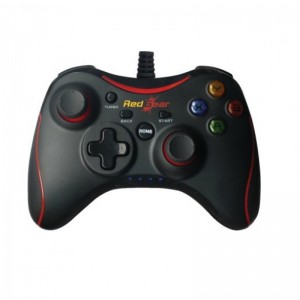 RED GEAR PRO SERIES WIRED GAMEPAD