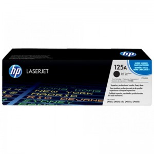 HP CARTRIDGE TONER LASERJET 125A BLACK