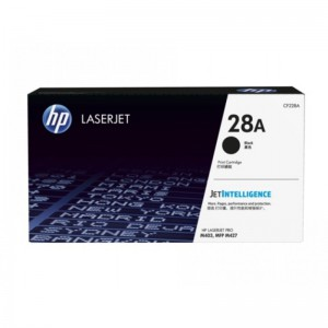 HP CARTRIDGE TONER LASERJET 28A BLACK