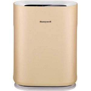 Honeywell HAC35M1101G Portable Room Air Purifier  (Gold)