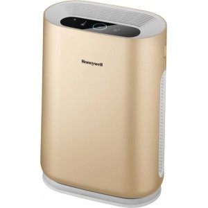 Honeywell HAC25M1201G Portable Room Air Purifier  (Gold)