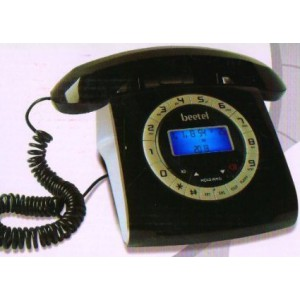Beetel M73 Stylish Retro Design Corded Landline Phone