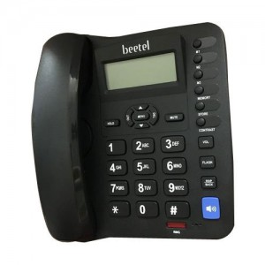 Beetel M-54 Telephone Set With CLI Speaker