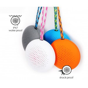 Boompods Rokpod Wireless / Bluetooth Portable Speaker