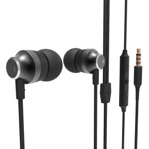 Nokia Original WH-201 Stereo Earphones (Black)