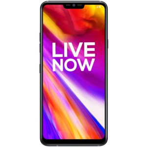 LG G7 ThinQ (Black, 64 GB)  (4 GB RAM)