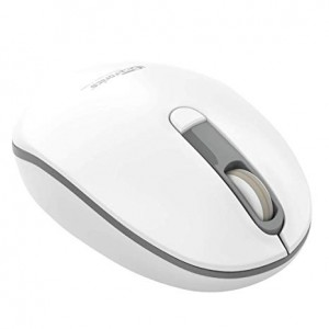 Portronics POR-016 Toad 11 Wireless Mouse with 2.4GHz Technology (Grey)