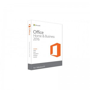 MICROSOFT OFFICE - HOME & BUSINESS FPP 2016