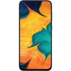Samsung Galaxy A30 (Black, 64 GB)  (4 GB RAM)