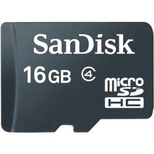 Sandisk 16 GB MicroSD