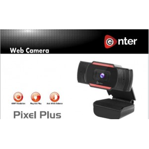 Enter webcam Pixel Plus
